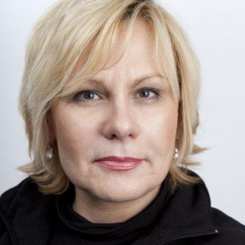 Annette Milz, Organisatorin und Erfinderin der Chefrunde. Foto: Eva Haeberle