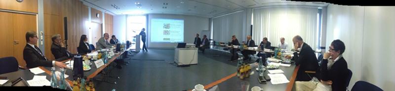 Die 19. CHEFRUNDE zu Gast bei der VRM-Verlagsgruppe in Mainz Die 19. CHEFRUNDE zu Gast bei der VRM-Verlagsgruppe in Mainz