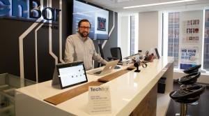 5.crusa15-NYC: Wall Street Journal mit Techbar in der Redaktion!