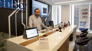 5.crusa15-NYC: Wall Street Journal mit Techbar in der Redaktion!