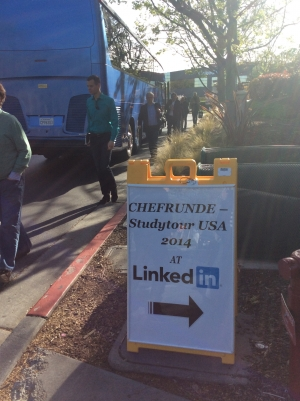 2.crusa14: Welcome bei LinkedIn
