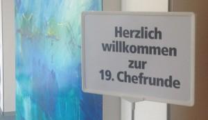 19. Chefrunde in Mainz bei der VRM