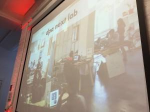 24.Chefrunde mit dpa next Lab im Berliner Betahaus