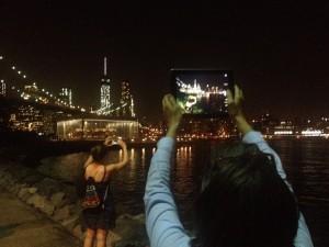 3.crusa14: Auf dem Heimweg von der startupsession in Brooklyn