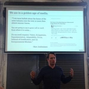 4.crusa15: Diskussion mit Corey Ford, Matter VC
