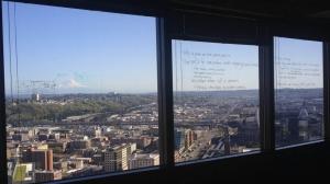 4.crusa15:Helden-und Gipfel-Aussicht bei Breaking News in Seattle.