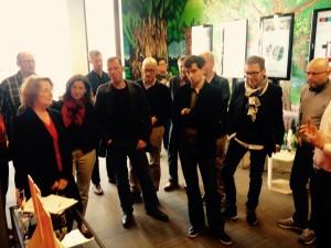4.crusa15: Besuch bei Design- und Kreativschmiede Synapse