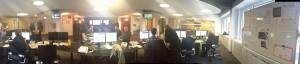 cr18: Im newsroom der Neuen Westfälischen (NW)