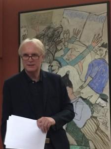 Sport & Politik: Diskussion mit DLV-Präsident Clemens Prokop