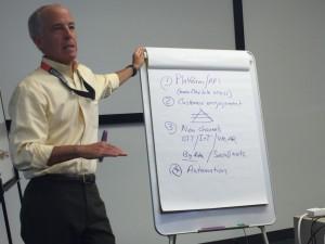 Change management bei AP. Jim Kennedy